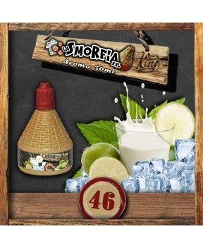 King Liquid - N46 LA SMORFIA XXL 30 ml