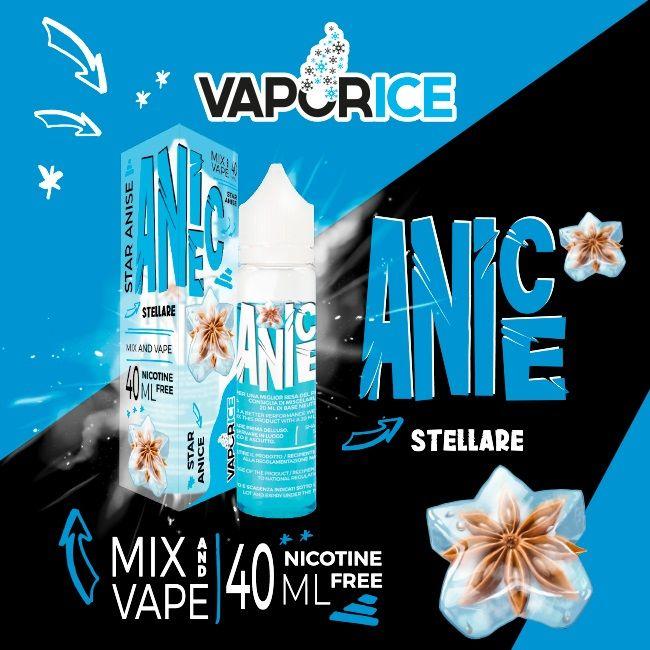 Anice Vaporice 40 ml Mix series