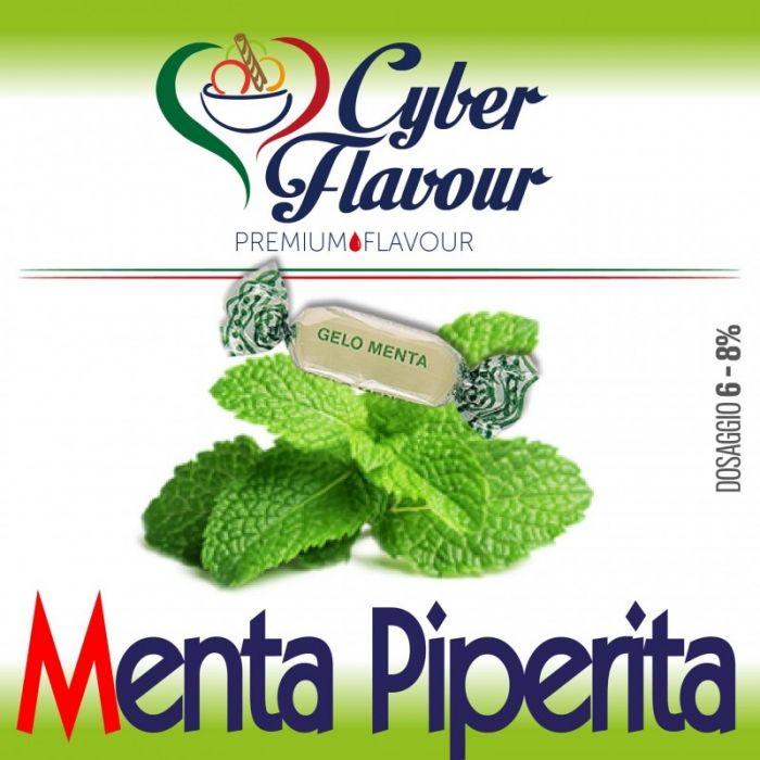 Cyber Flavour - Menta Piperita - Aroma concentrato 10 ml