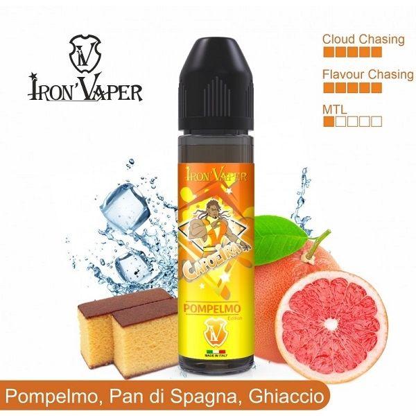 Capoeira Ice Pompelmo Edition 20 ml Aroma Scomposto