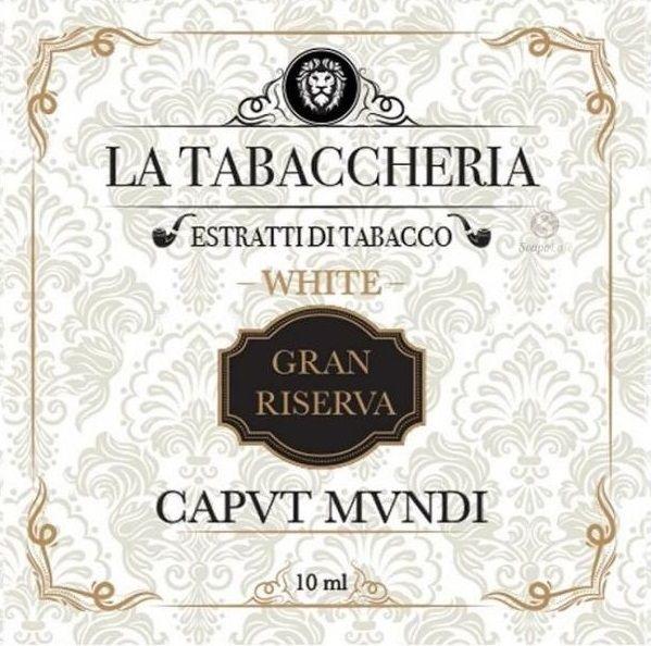 Capvt Mvndi La Tabaccheria Gran Riserva White 10 ml