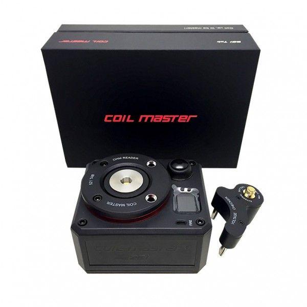 Coil Master 521 TabVoltimetro base per la misurazione e test dei parametri delle coil.