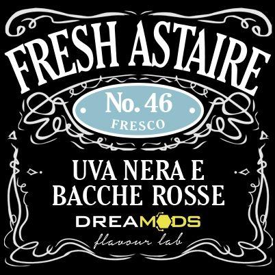 Dreamods  N.46  Fresco  - Uva Nera e Bacche Rossa  (Fresh Astaire) 10 ml