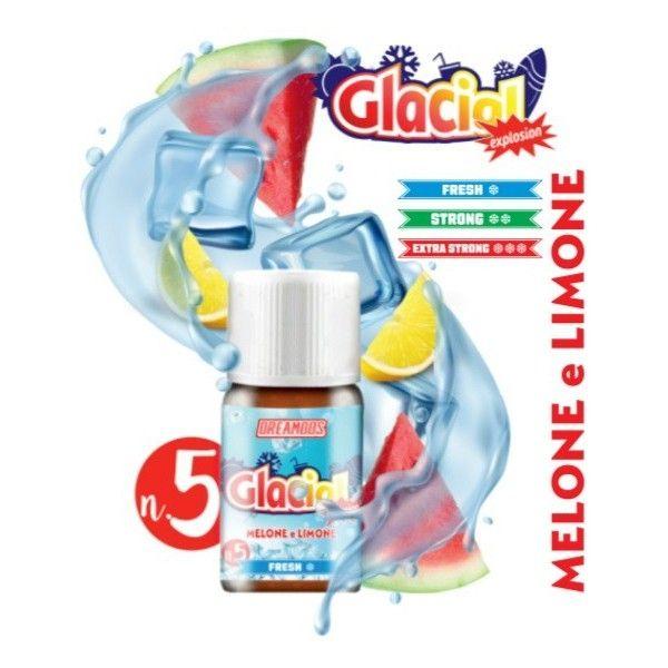Glacial Explosion N5 Dreamods - 10 Aroma Ghiacciato Melone e Limone