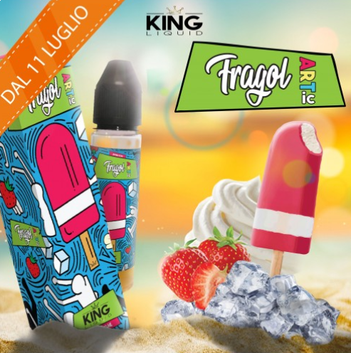 Fragol Artic - King Liquid 20 ml
