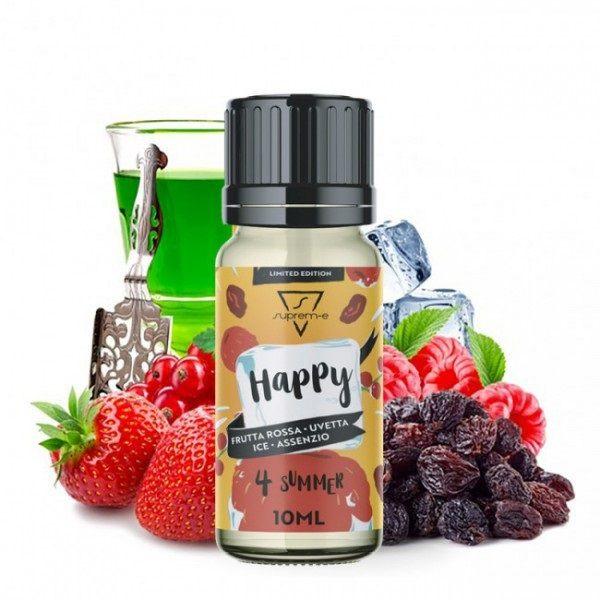 Angurione Supreme : fresca anguria che si unisce alla dolcezza del melone,vodka e sensazione ghiacciata. Aroma concentrato 10 ml