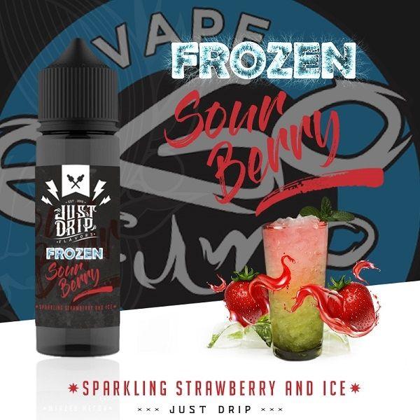 Sour Berry Frozen Just Drip Aroma Scomposto 20 ml