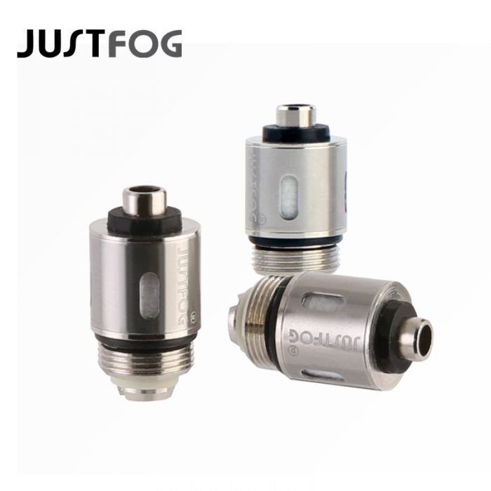 Justfog Replacement coils - 1,6 ohm - (pack x 5)