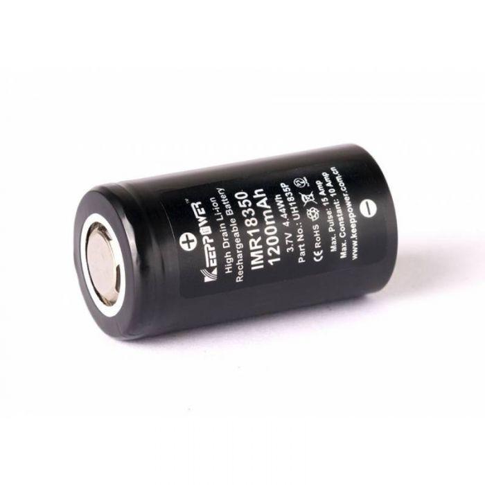 Keeppower IMR 18350 750mAh 8A