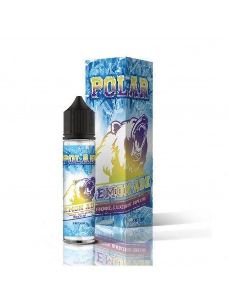 NT Vape Polar Lemon Ade 20 ml aroma scompostoper sigarette elettroniche alla rinfrescante limonata , mirtillo, frutti tropicali e menta