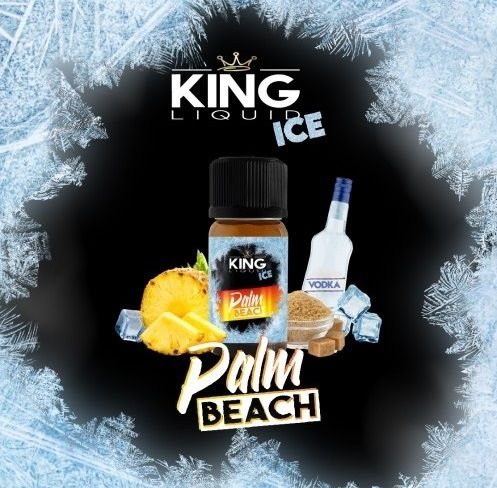 Palm Beach King Liquid 10 ml Aroma concentrato