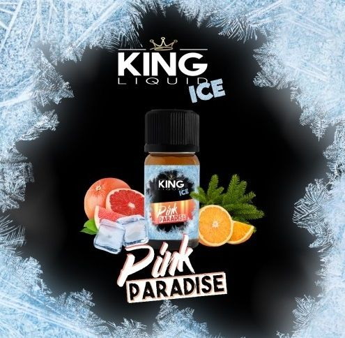 Pink Paradise King Liquid 10 ml Aroma concentrato