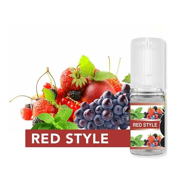 Red Style  - Lop 10 ml Aroma Concentrato