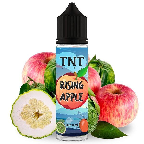 TNT Rising Apple aroma scomposto 20 ml per sigarette elettroniche alle croccanti mele e succo di limone