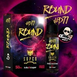 #D77 Round Super Flavor 50 ml Mix Series
