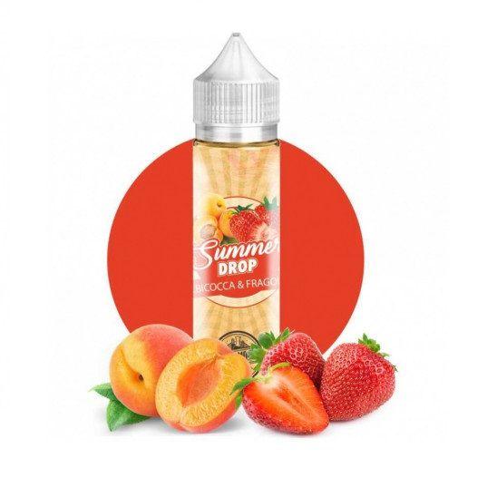 Summer Drop Albicocca e fragola Dreamods 20 ml aroma scomposto.Una fresca macedonia di albicocche e fragole. Un mix frutattissimo e per tutti i gusti!