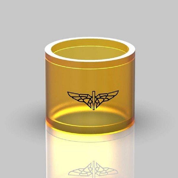 Perseus Golden Greek V1-V2 vaschetta in ultem. Vaschetta di ricambio in ultem per atomizzatori Perseus V1 e V2 The Golden Greek