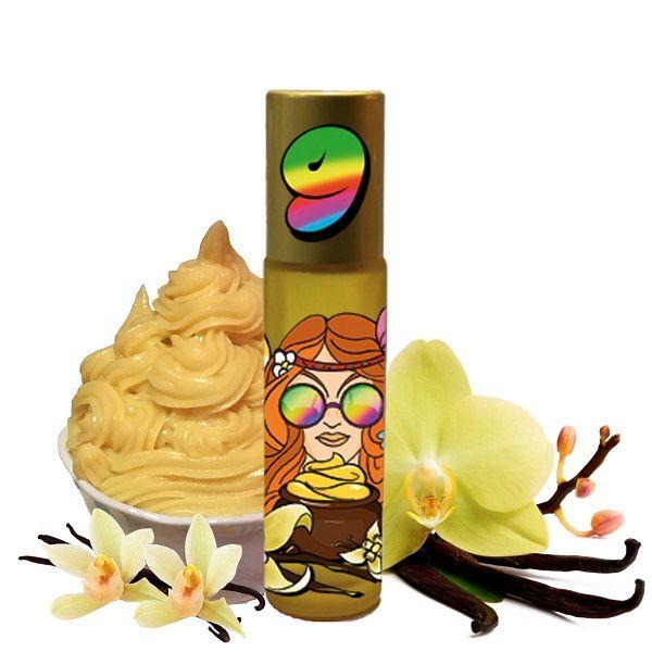 Travel 9 aroma concentrato sigarette elettroniche alla vaniglia custard