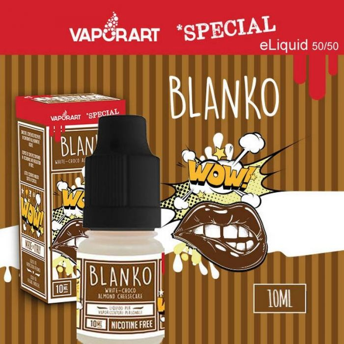 Blanko - Vaporart 10 ml