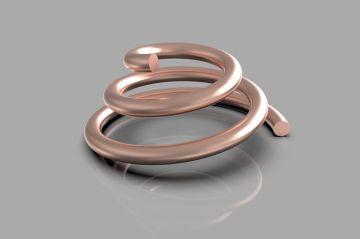 Cybrillion V3 battery spring molla di ricambio per tubi meccanici Cybrillion The Golden Greek