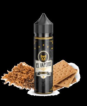 El Vaporo Plancha Suicida50 ml (20+30) aroma scomposto persigarette elettronicheai tabacchi blend , con caramello salato, vaniglia e biscotti graham