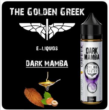 Dark Mamba  The Golden Greek - 18 ml aroma scomposto per sigarette elettroniche