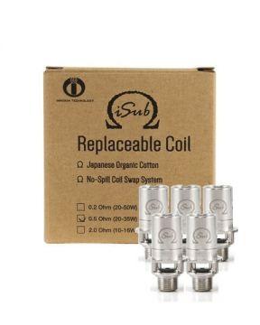 iSub Coil -  Innokin resistenze di ricambio (Pack x 5)