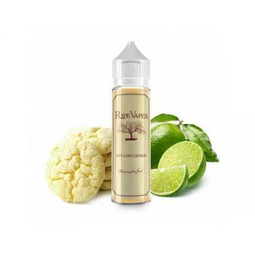 Ripe Vapes - Key Lime Cookie 20 ml aroma scomposto per sigarette elettroniche al fragrante biscotto di pastafrolla , una delicata crema e scorza di limone .