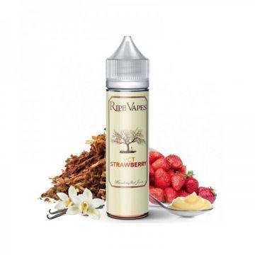 Ripe Vapes - VCT Strawberry 20 ml liquido oper sigarette elettroniche in formato aroma scomposto