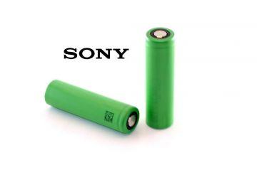 Sony Konion 18650 VTC 5 - 2600 mha  3,7 V - 15 C
