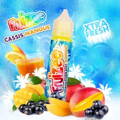 Fruizee Black Currant Mango E liquid France 20 ml