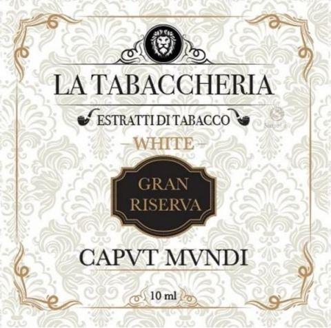 Black Cavendish Gran riserva La tabaccheria aroma concentrato al tabacco organico