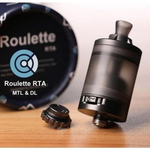 Roulette Rta Across Vape atomizzatore rigenerabile da guancia per tabacchi
