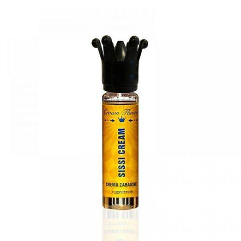 Crown Flavor - Sissi Cream 15 ml Aroma concentrato